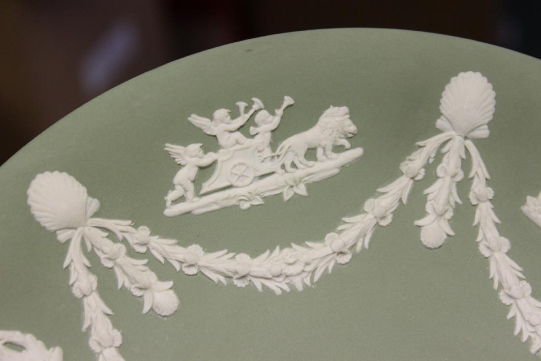 A Wedgwood Plate Jasperware - 4