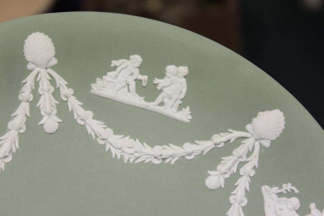 A Wedgwood Plate Jasperware - 6