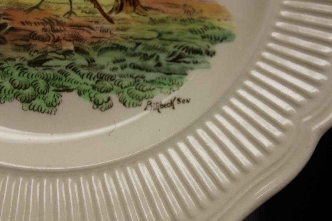 A Set of 4 Royal Doulton Birbeck Plates - 3