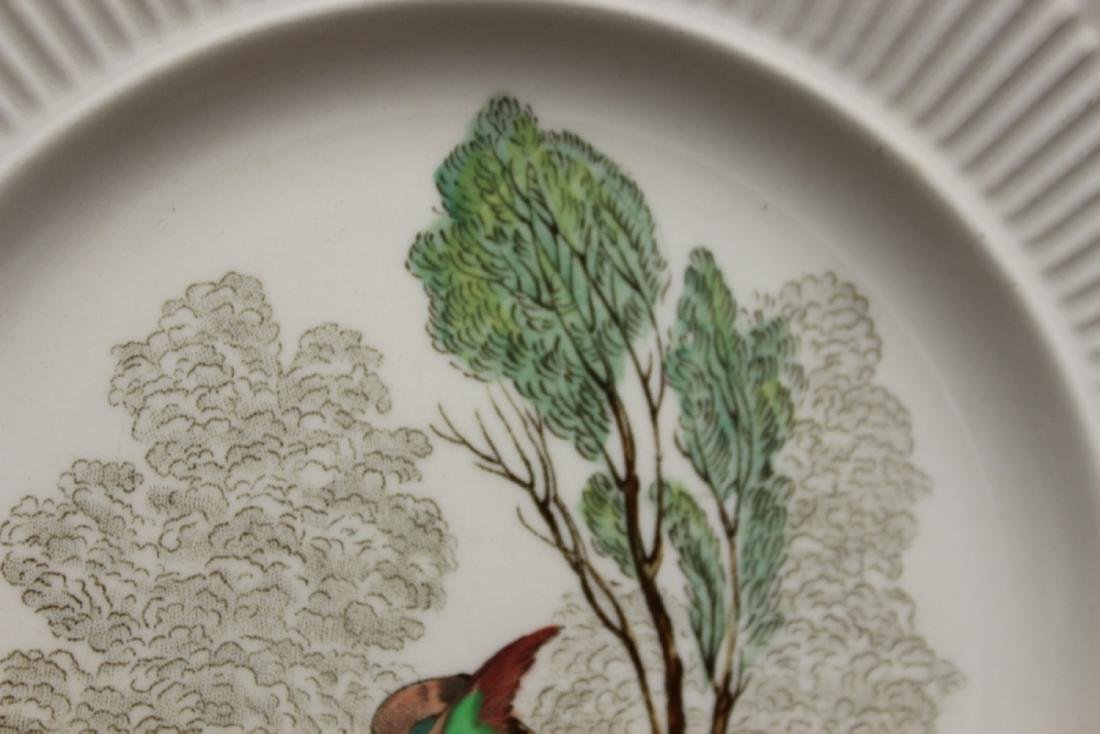 A Set of 4 Royal Doulton Birbeck Plates - 4