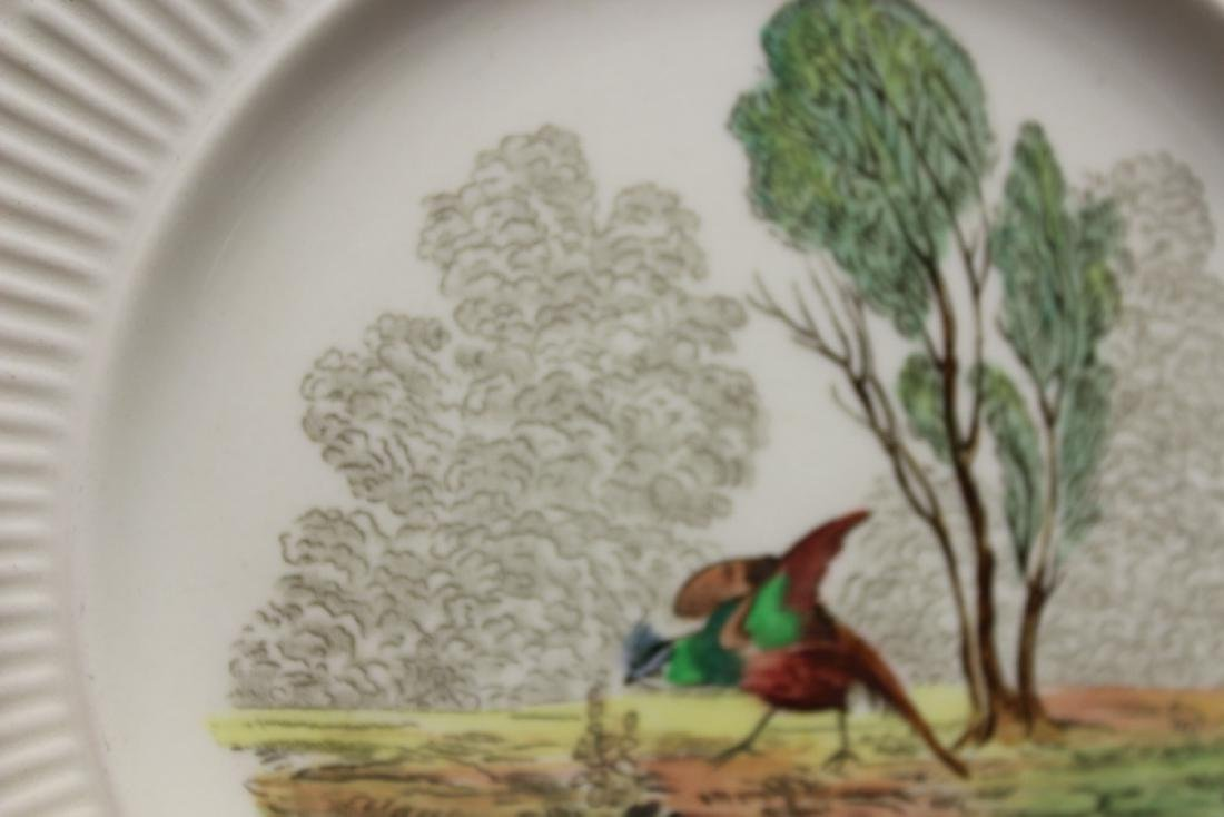 A Set of 4 Royal Doulton Birbeck Plates - 6