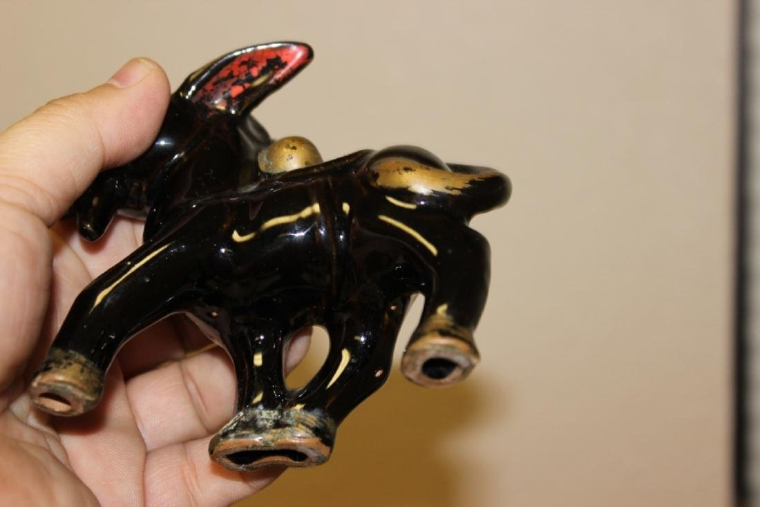 Lot of Two Ceramic Animal Figures - 7