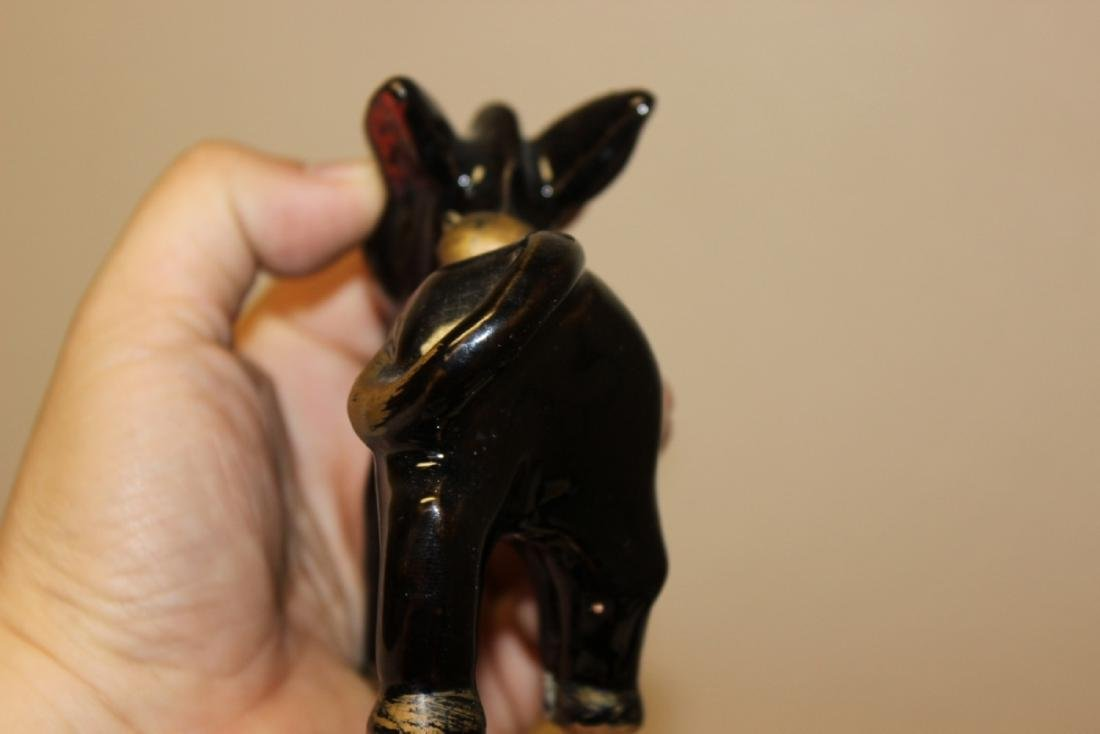 Lot of Two Ceramic Animal Figures - 8