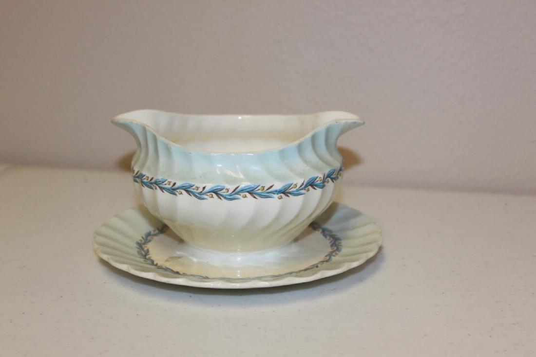 Myott Staffordshire Vintage/Antique Gravy Bowl