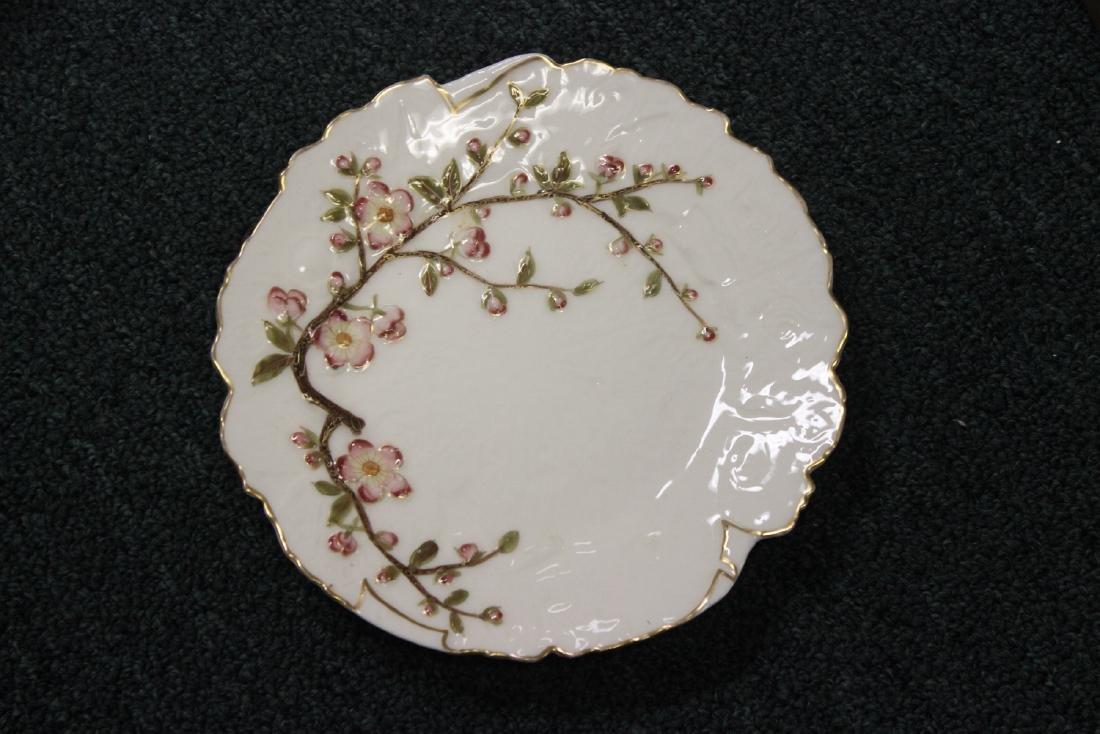 A Leaf Shape Plate