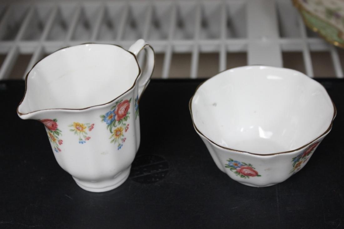 A Royal Grafton Cream and Sugar Container - 2