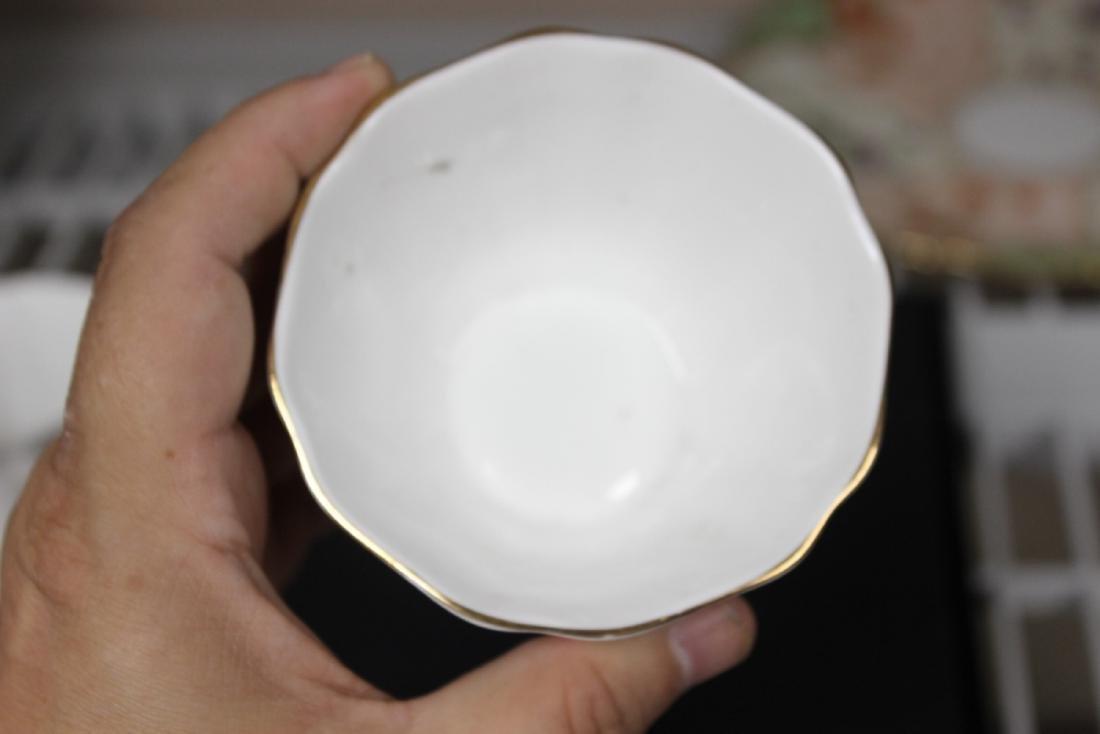 A Royal Grafton Cream and Sugar Container - 7