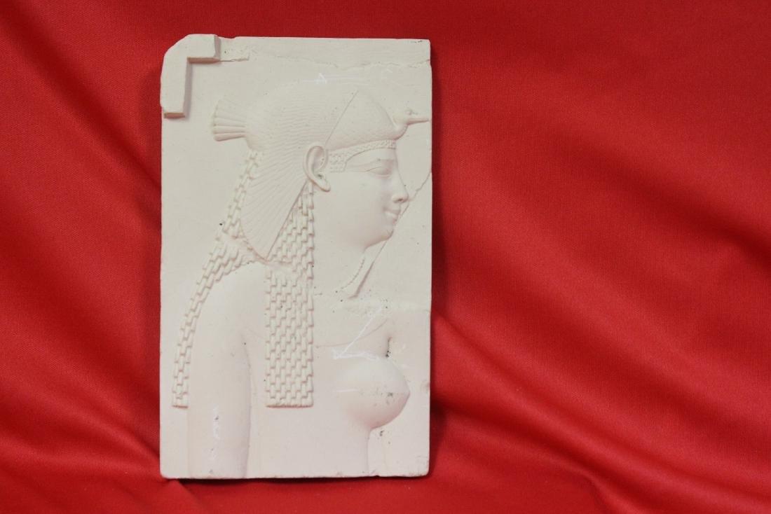 A Metropolitan Museum of Art Carved Plaque