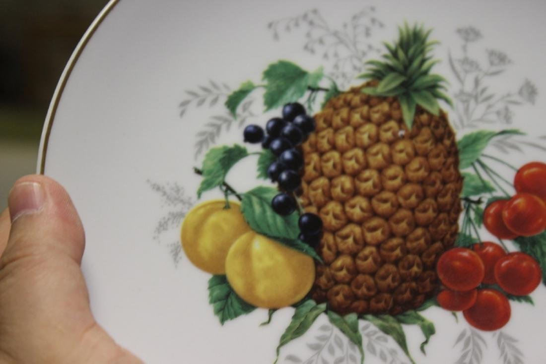 An E&R Golden Crown Germany Salad Plate - 5