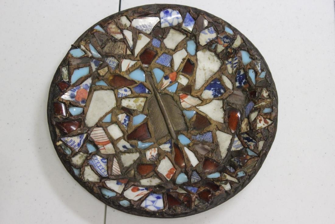 A Mosaic Style Platter
