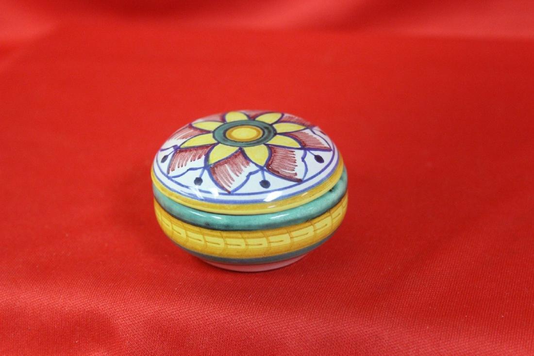 A Dipinto Italian Trinket Box