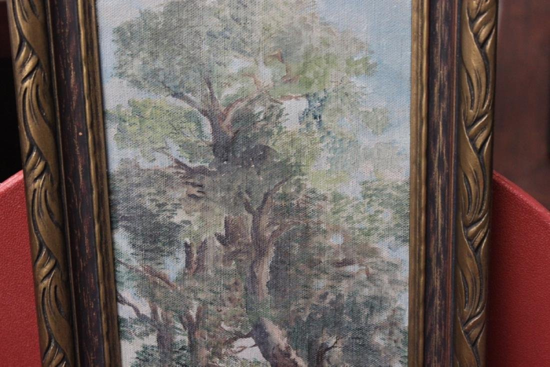 An Antique Oil on Canvas - 3