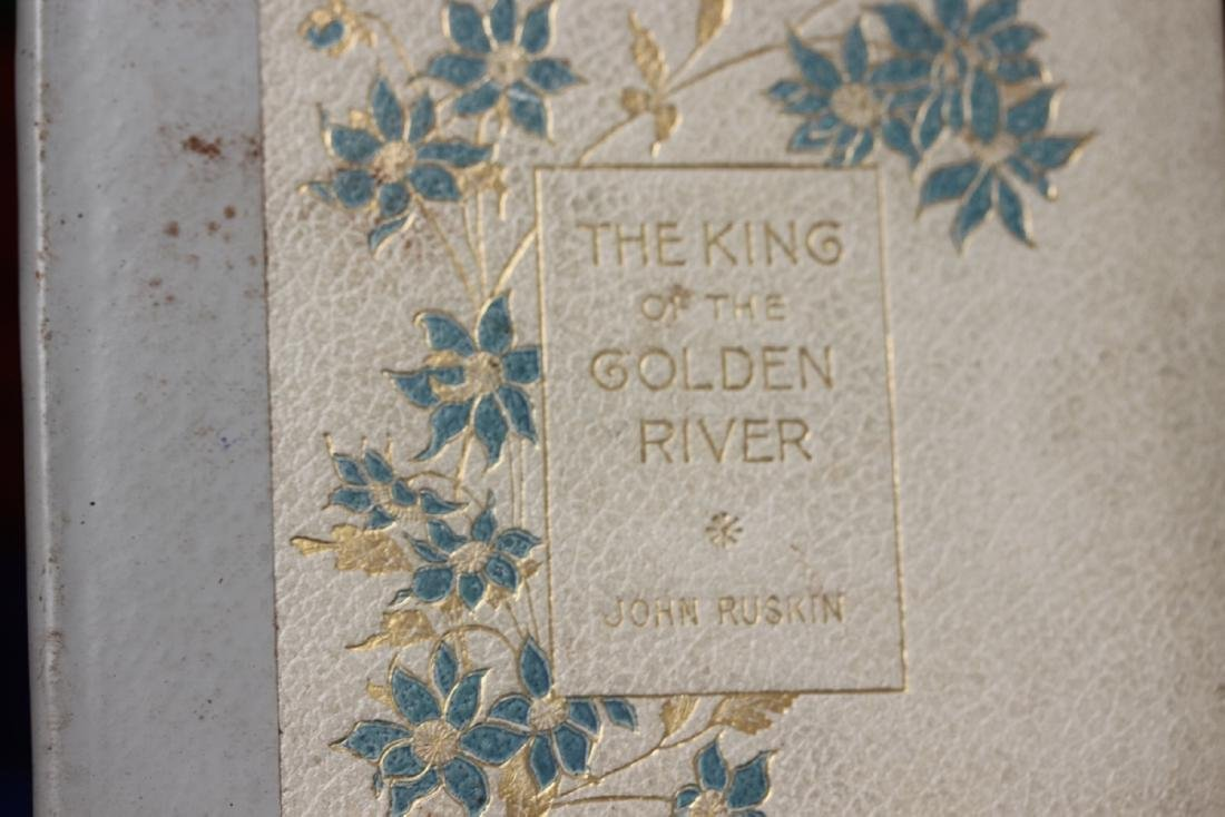 """Book - Small, Hardcover. """"The Kings Of The Golden - 2"""
