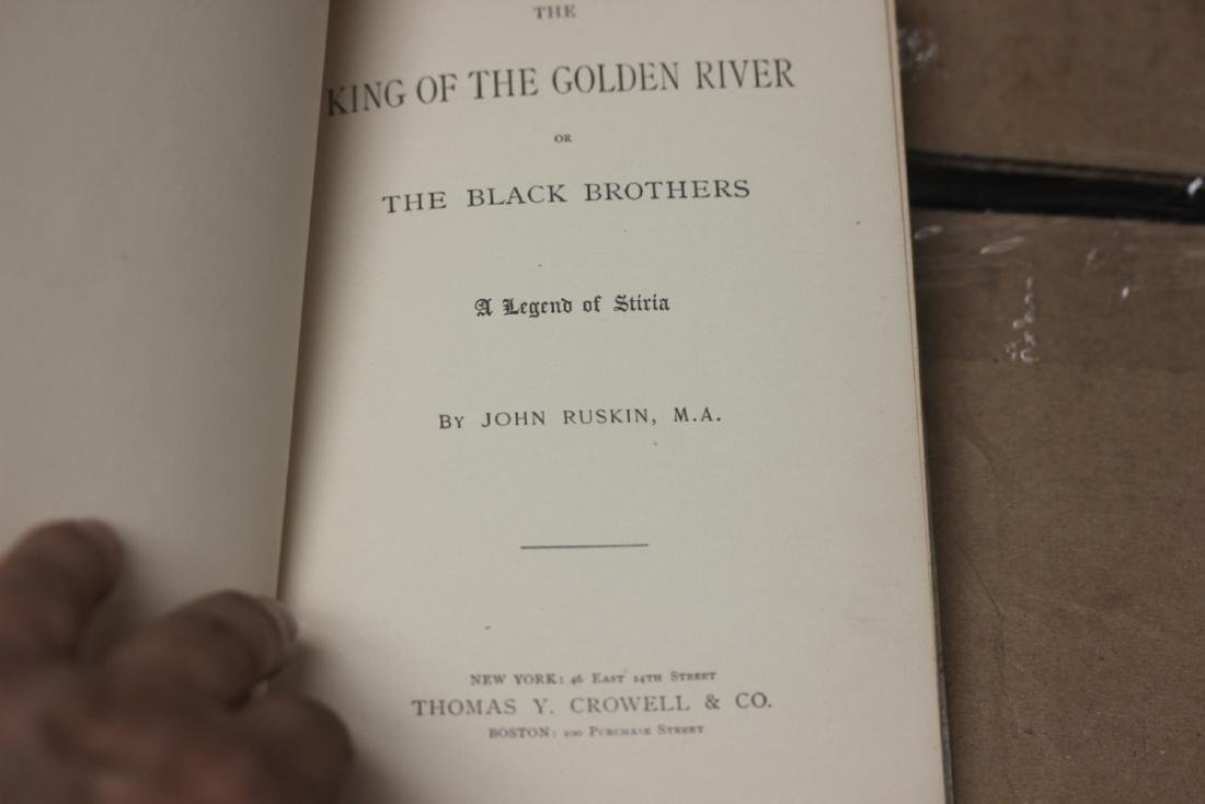 """Book - Small, Hardcover. """"The Kings Of The Golden - 4"""