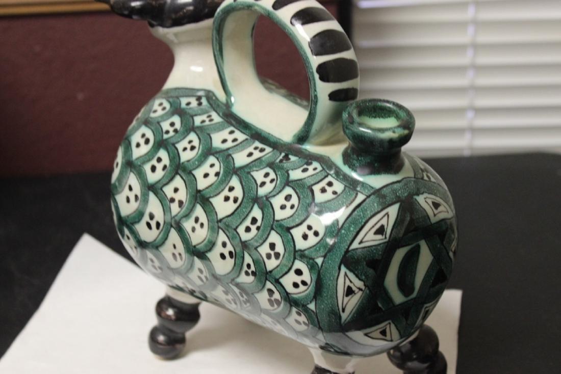 A Ceramic Ewer - 3