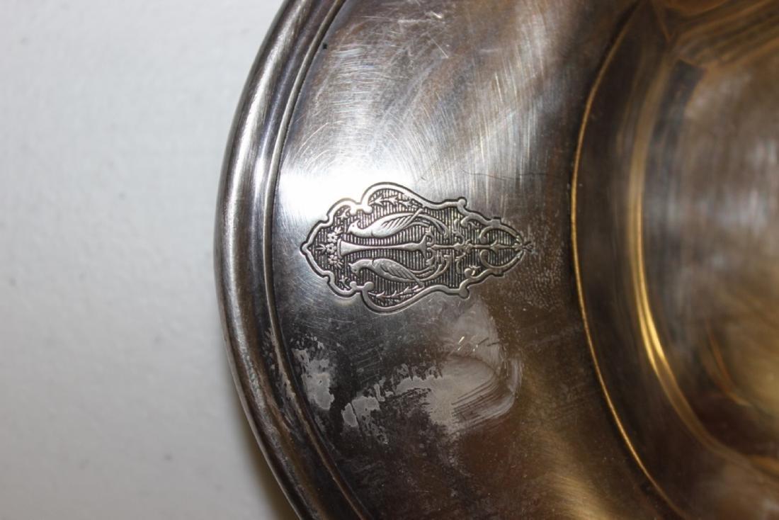 An Oneida Bird of Paradise - Oval Tray, Cmmunity Plate - 2