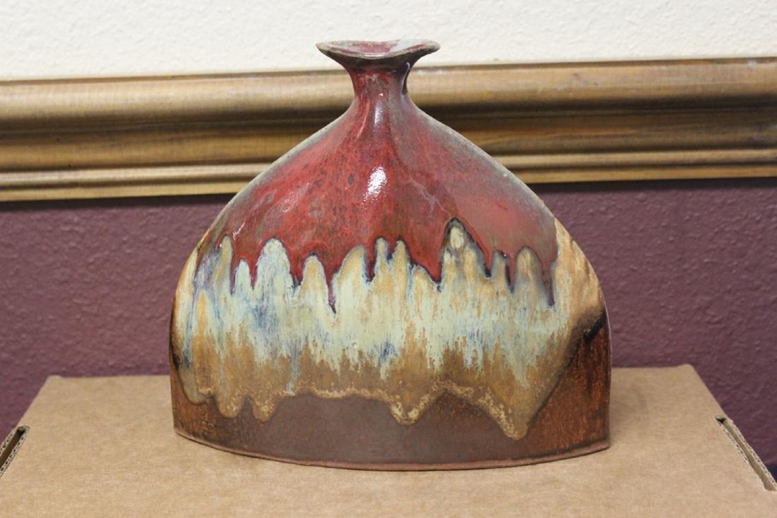 A Mangum, NC Pottery Vase