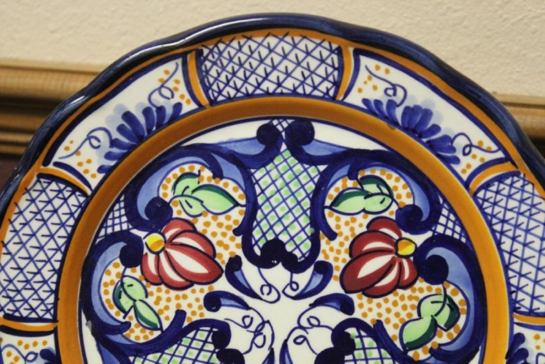 A Ceramic Wall Plate - 2