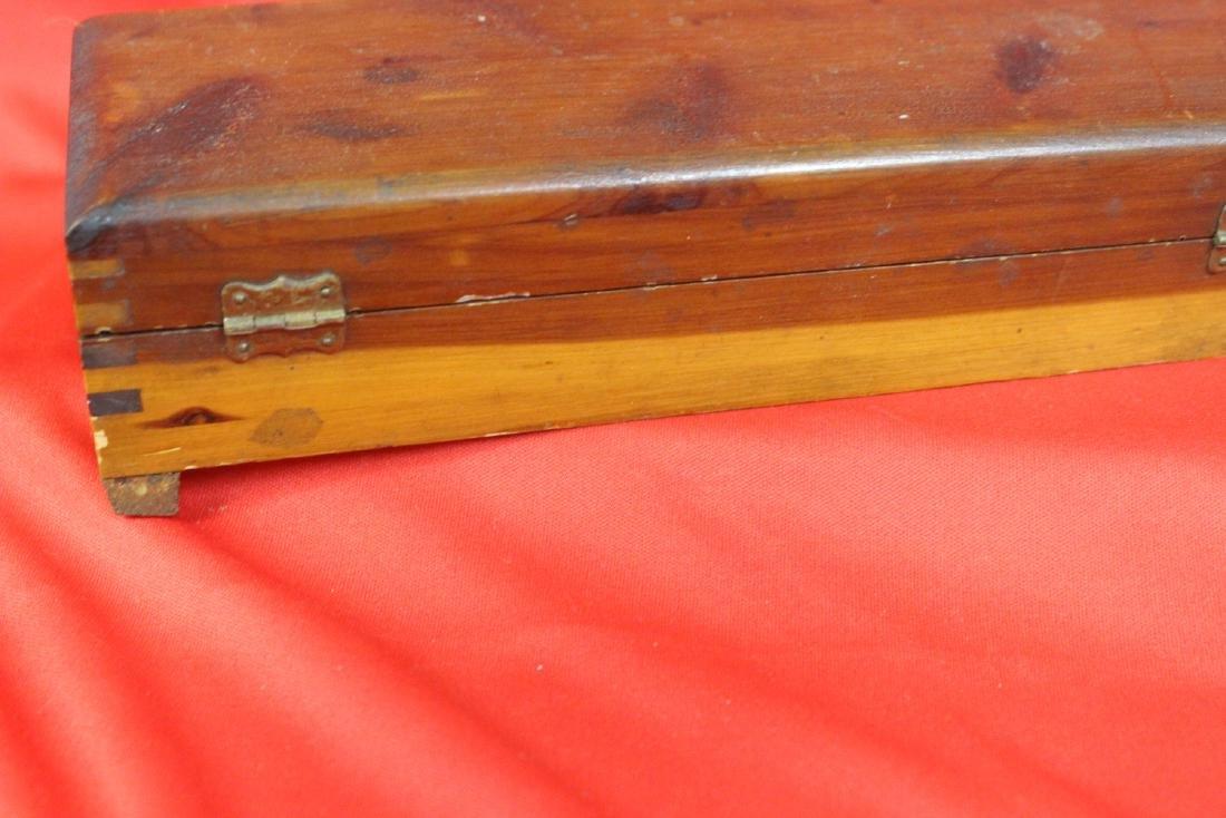 A Cedar Wooden Box - 5
