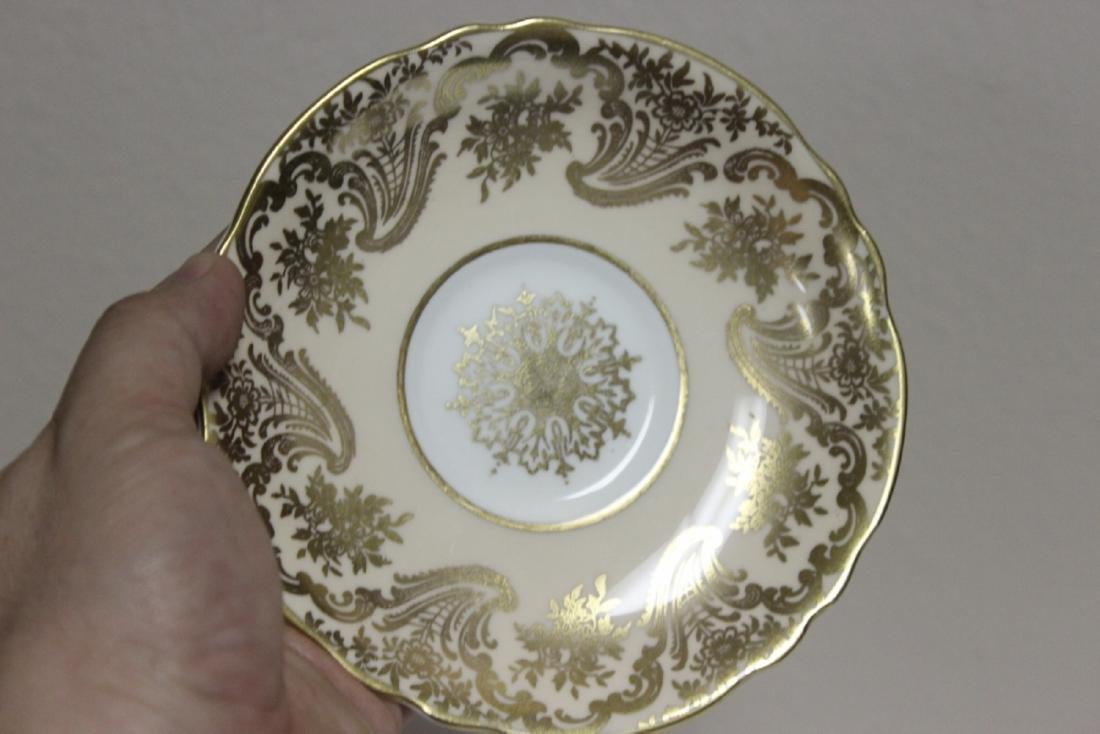 A Rare Paragon Bone China Cup and Saucer - 4