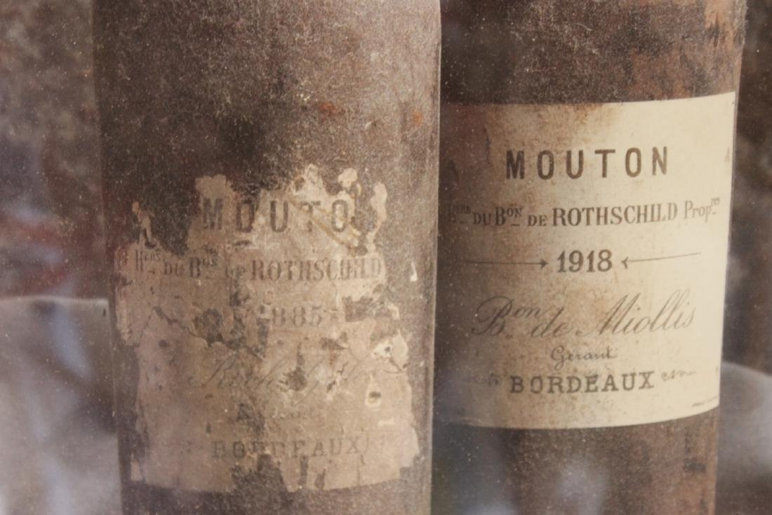 A Peter Knaup Wine Photograph - Framed - 4