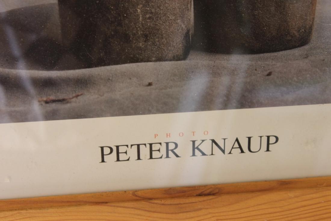 A Peter Knaup Wine Photograph - Framed - 5