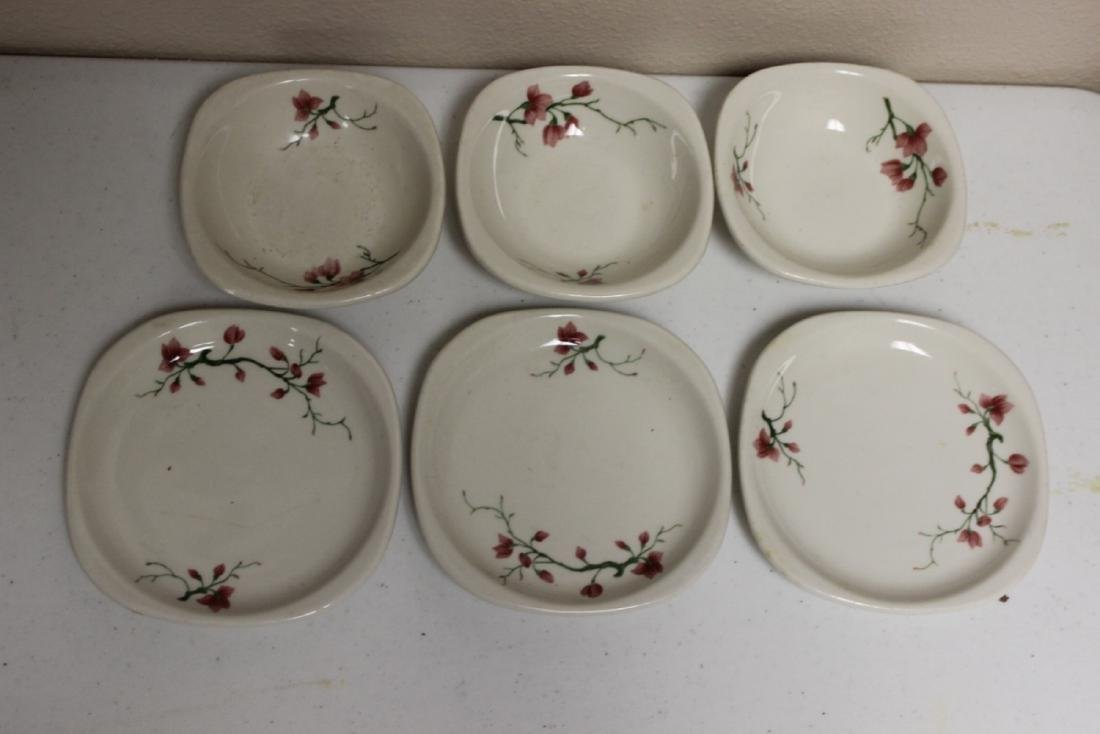 A Lot of 6 Railroad Trend Syracuse China - 2