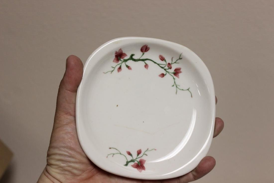 A Lot of 6 Railroad Trend Syracuse China - 3