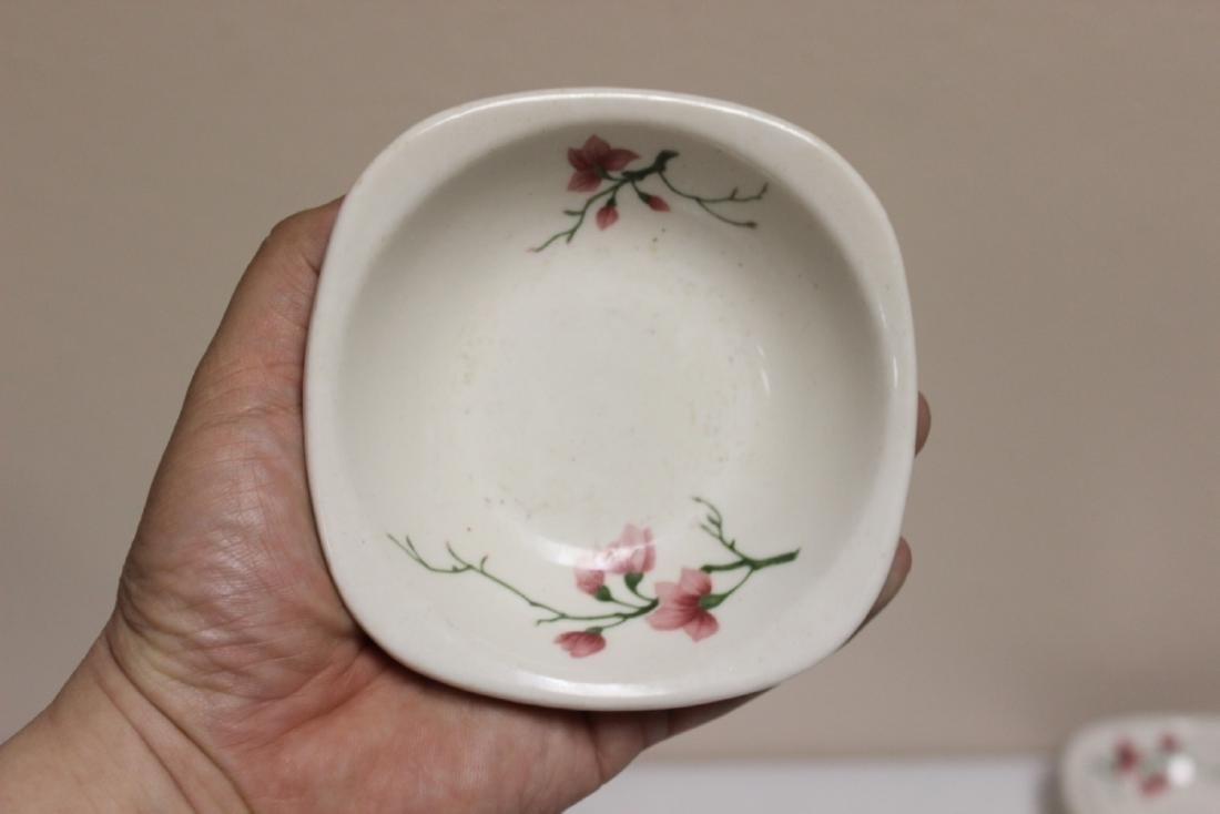 A Lot of 6 Railroad Trend Syracuse China - 5