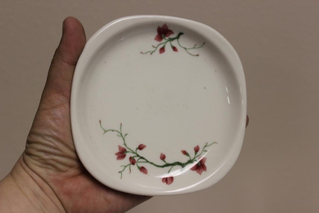 A Lot of 6 Railroad Trend Syracuse China - 8