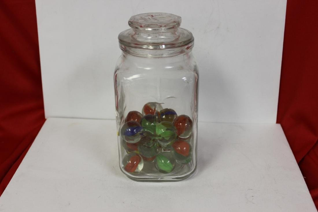 A Jar of Marbles
