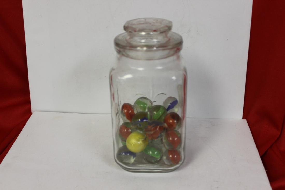 A Jar of Marbles - 3