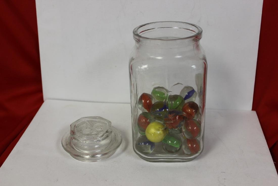 A Jar of Marbles - 4