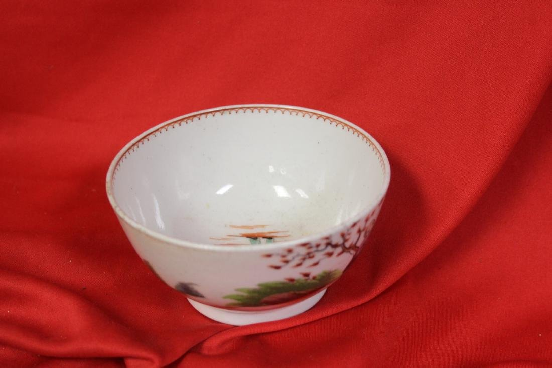 A Pair of Export Chinese Export Bowl - 2