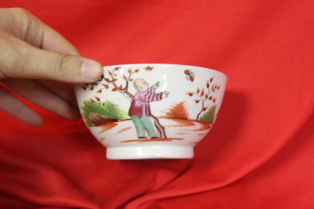 A Pair of Export Chinese Export Bowl - 3