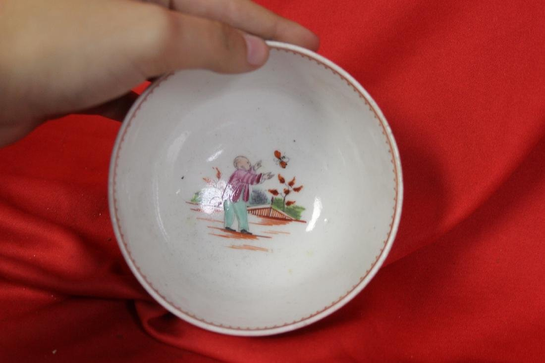 A Pair of Export Chinese Export Bowl - 4