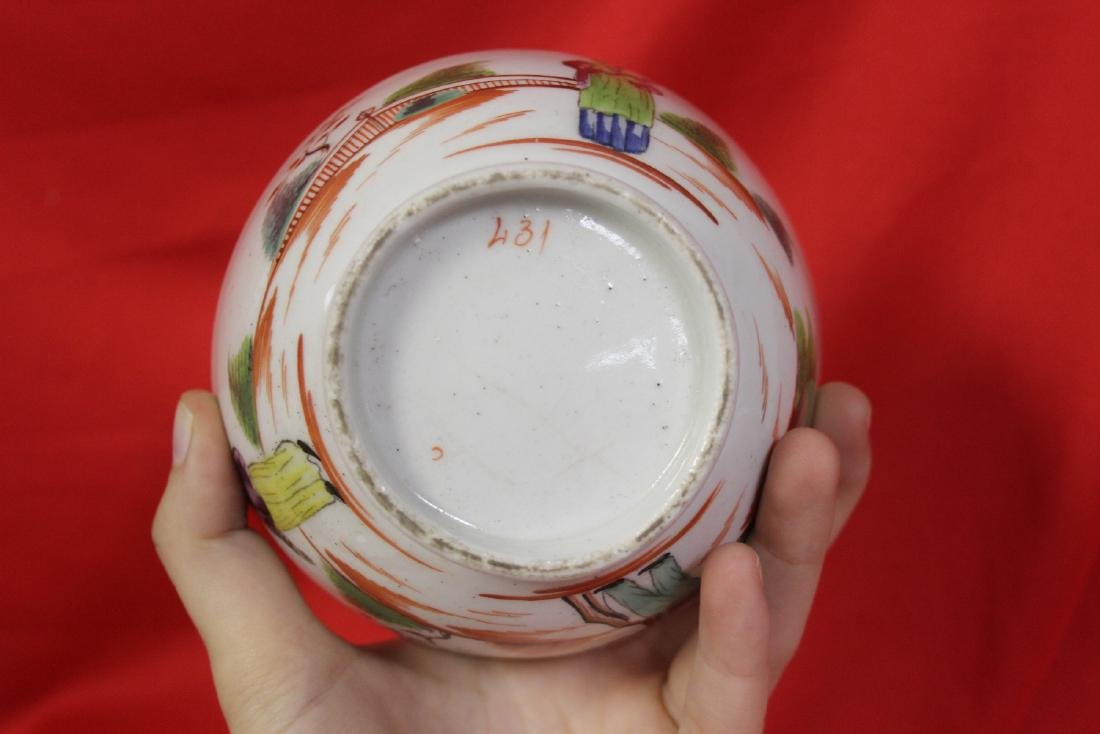 A Pair of Export Chinese Export Bowl - 5