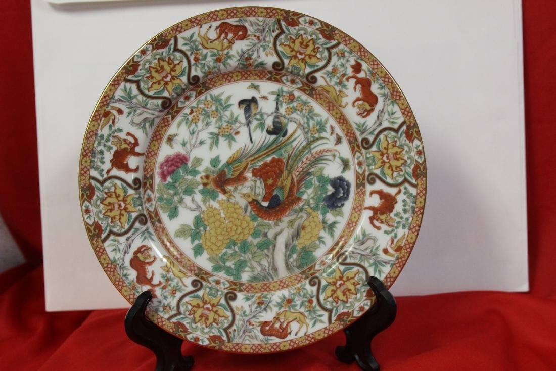 A Beautiful Japanese Export Plate