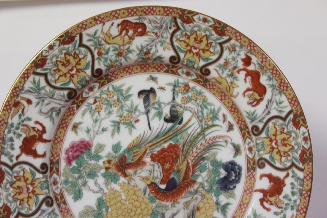 A Beautiful Japanese Export Plate - 2