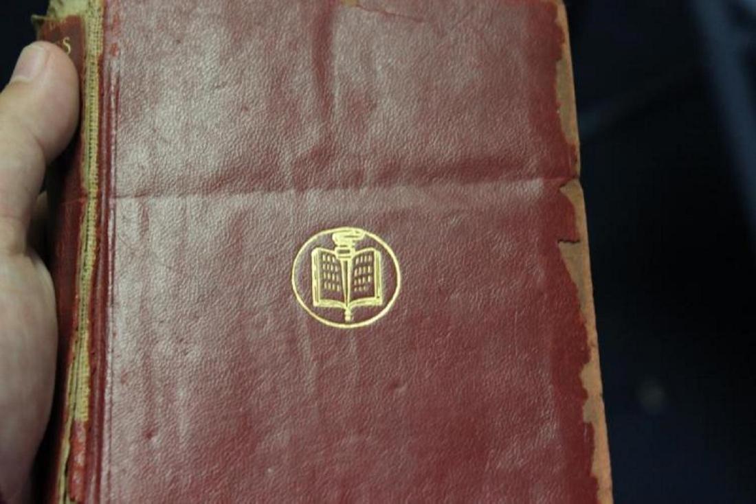 Book - The Adventure of gil Blas - 2