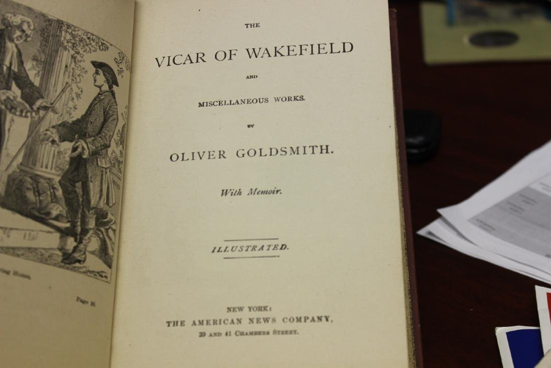 Vicar of Wakefield by Oliver Goldsmith - 5