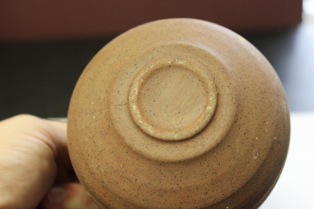 A Pottery Bowl - 4