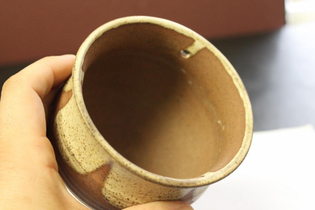 A Pottery Bowl - 5