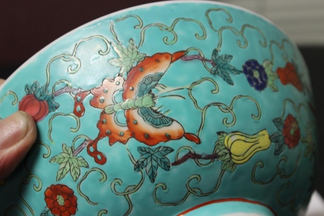 A Japanese Turquooise Bowl - 2