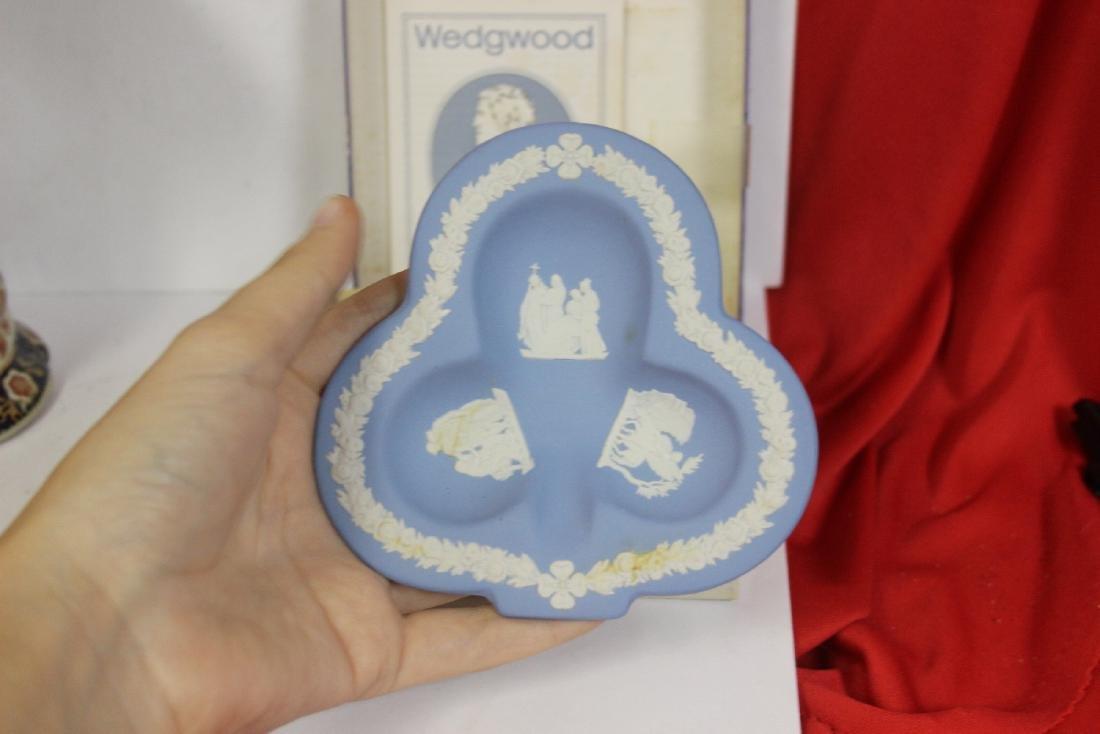 Wedgwood Jasperware Personal Ashtray - 2