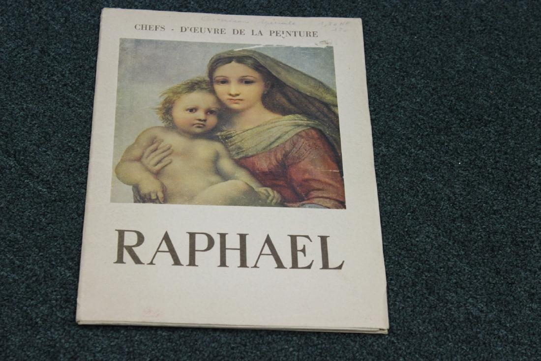 A Raphael Print