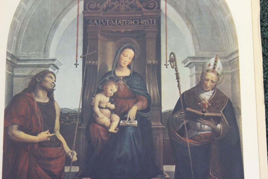 A Raphael Print - 2