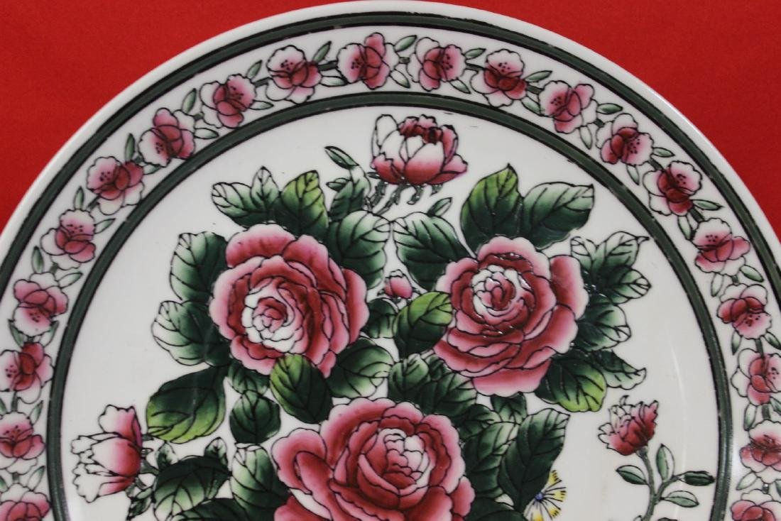 A Chinese Plate - 2