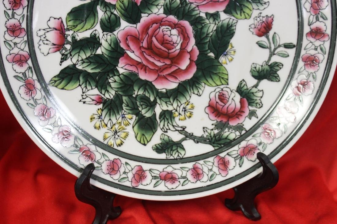 A Chinese Plate - 4