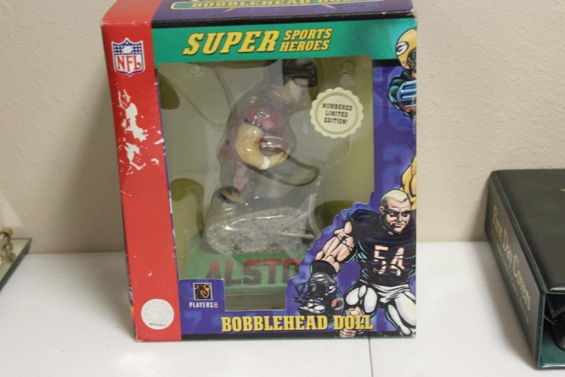 Action Figurine - Super Sports Heroes - Mike Alsott